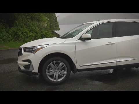 Used 2018 Acura RDX FWD with Advance Package for Sale