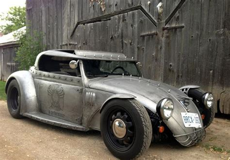 Just A Car Guy: Custom VW Beetle for sale in Canada