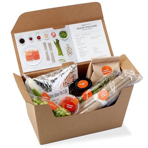 The Best Meal Kit Delivery Services for Your Healthy