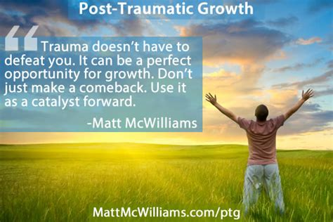 The 4 Steps to Post Traumatic Growth | Positive Psychology