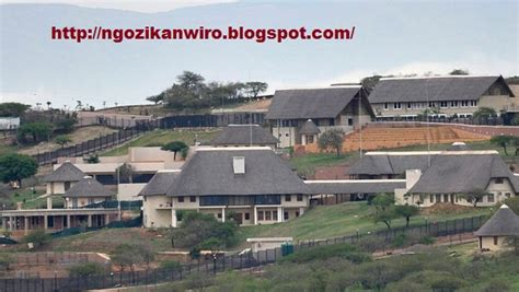 South African Presidential Compound- See Pic! - Politics