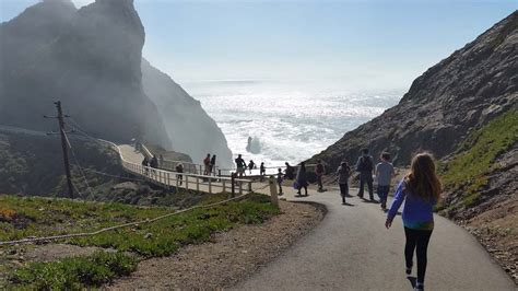 Adventure Awaits at Point Bonita Lighthouse in the Marin