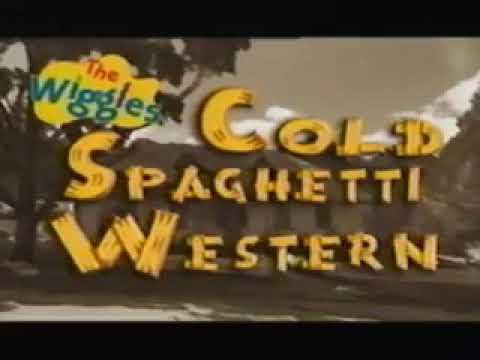 The Wiggles Cold Spaghetti Western Part 17 - YouTube