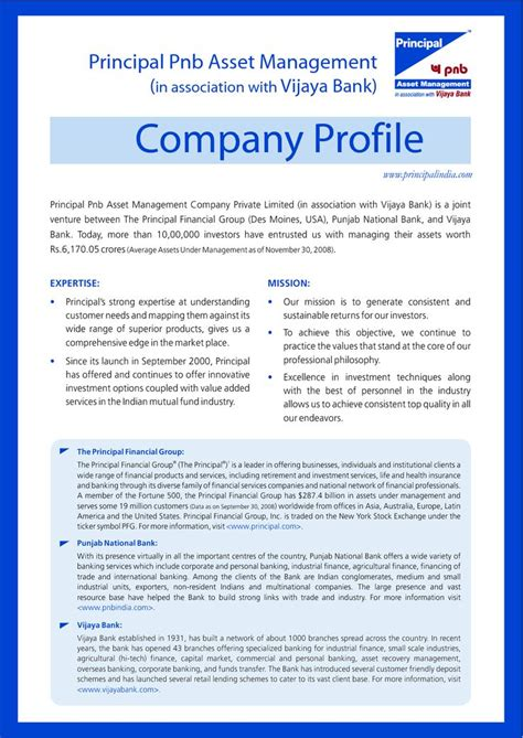 Business Profile Examples - BuyerPricer