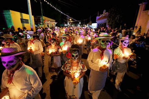 How to Celebrate Halloween in Mexico - Sunset Magazine
