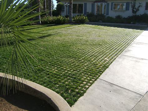 Super-Sod Introduces Drivable Grass® Permeable Pavers to