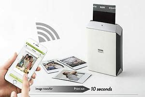 Fujifilm Instax Share SP2 Instant Photo Printer for iPhone