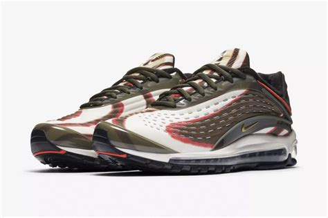 Nike Air Max Deluxe Wave Print: Release Date, Price & More