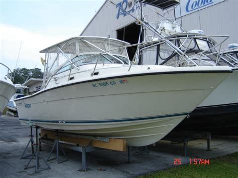 1993 26' Pursuit Boats 2650 for sale in Morehead City