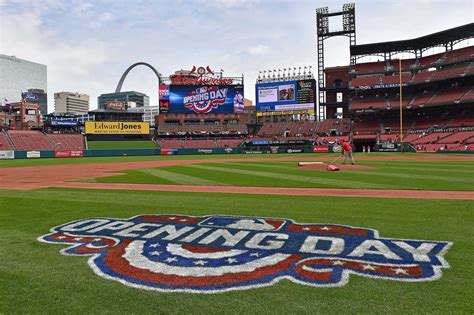 A Brief History of Cardinals Opening Days