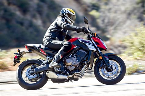 2018 Honda CB650F Review | 14 Fast Facts