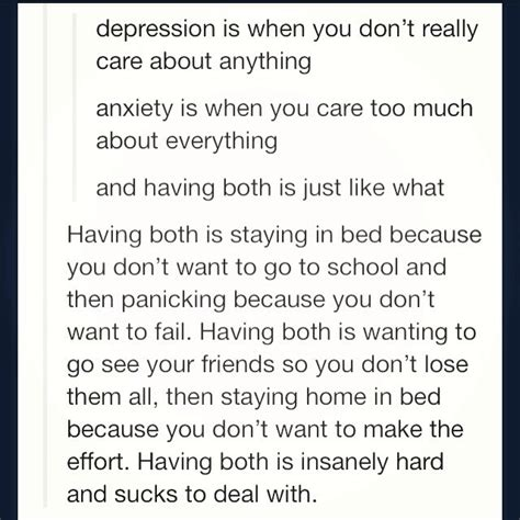 Best explanation I've read about how dealing with both