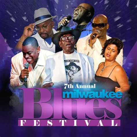 7th Annual Milwaukee Blues Festival presented by Wisconsin