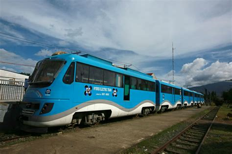 First Filipino-built train rouses pride, offers commuter