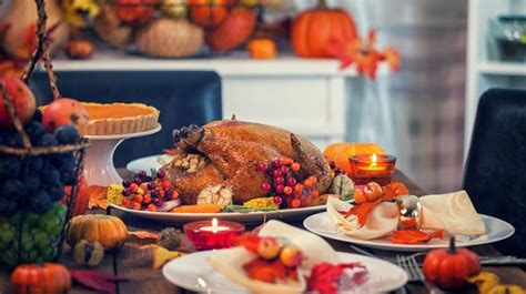 Thanksgiving Out: 25 Family-Friendly Restaurants for