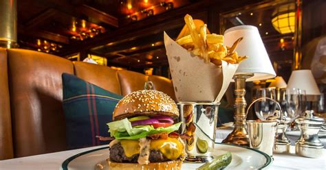 What to Eat at the Polo Bar, Ralph Lauren's Swanky Spot