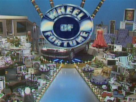Wheel of Fortune – Series 3 Episode 1 (1990) clip 1 on ASO