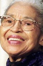 Rosa Parks personality profile