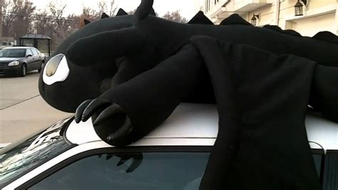 15 foot Toothless Plush Night Fury How to Train Your