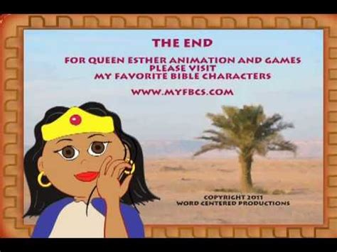 The Story of Queen Esther - YouTube