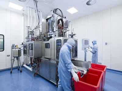 Pharma Industry - industrial-scrubber-manufacturers