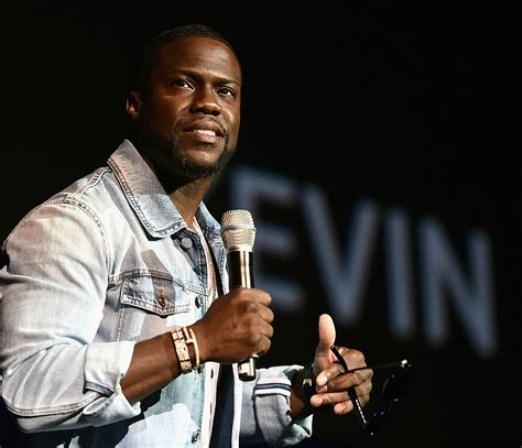 Actor & Comedian Kevin Hart at the Ford Center this Sunday