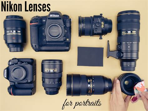 The 10 Best Canon and Nikon Lenses for Portrait