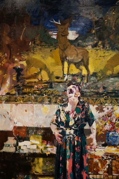 Adrian Ghenie – New Paintings @ Pace Gallery « Arrested Motion