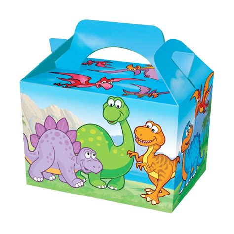 Dinosaur Food & Party Boxes