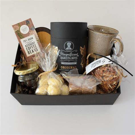 Ultimate Coffee Gift Box   Father's Day Gifts by Fusspot