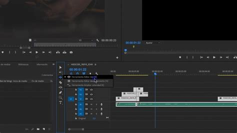 Adobe Premiere Pro Tutorial: Introduction to the Toolbar