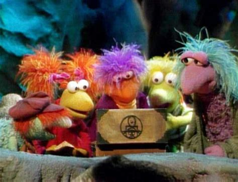 Episode 109: The Lost Treasure of the Fraggles - Muppet