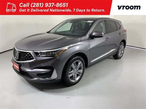 Used 2019 Acura RDX SH-AWD with Advance Package for Sale