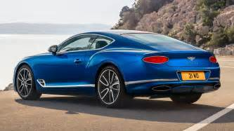 2018 Bentley Continental GT - Wallpapers and HD Images