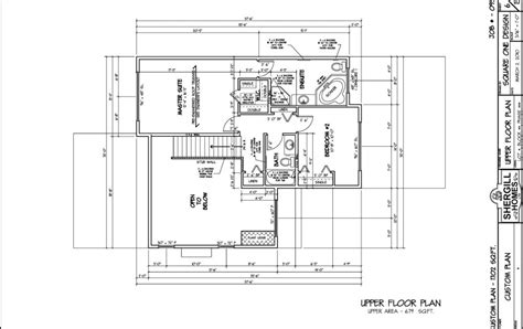 Two Storey 1702 sq ft - Shergill Homes
