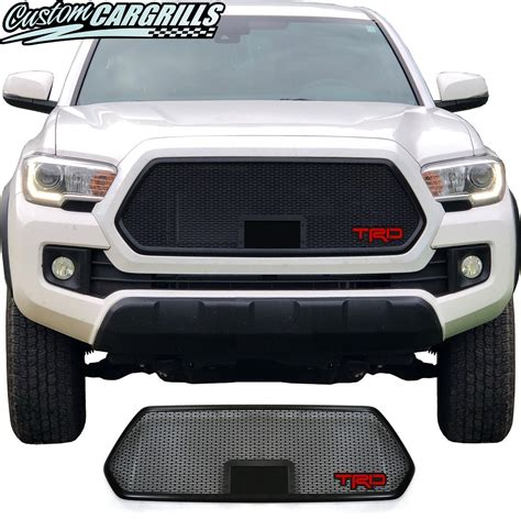 2018 - 2021 Toyota Tacoma Mesh Grill & Bezel & TRD by