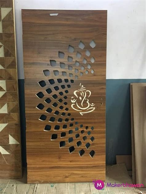 Leaves Safety Door structured DXF Design – Makerbhawan