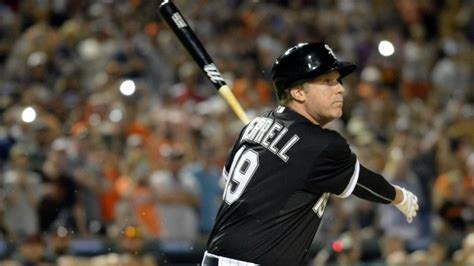 Will Ferrell spring training ends with retirement speech