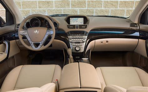 2009 Acura MDX - First Look - Motor Trend