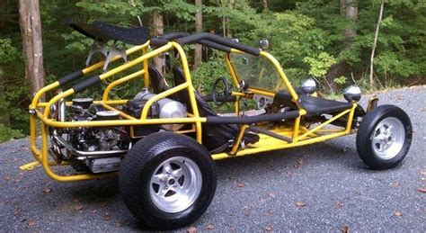 Buggy frame chassis