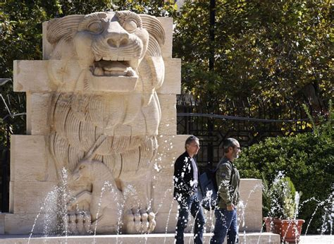 The National Museum of Damascus Reopens in the Heart of