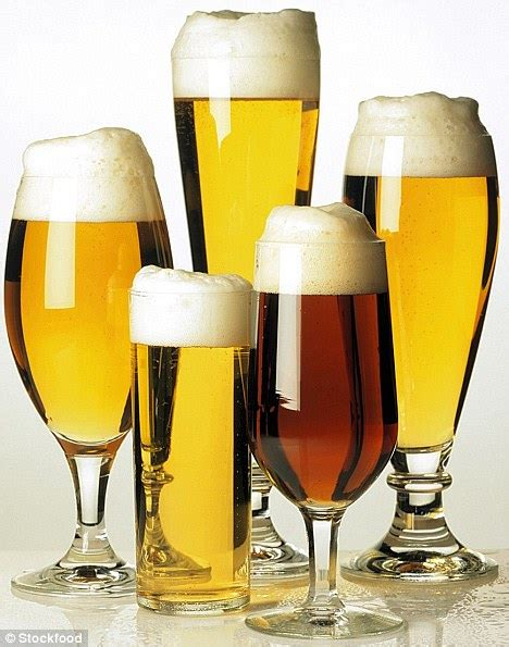 Why beer is one of the healthiest alcoholic drinks