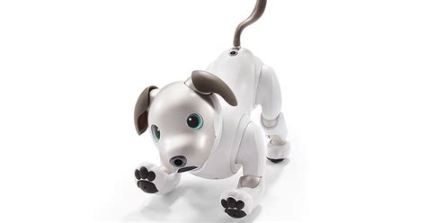 Sony just announced a new Aibo robot dog - The Verge