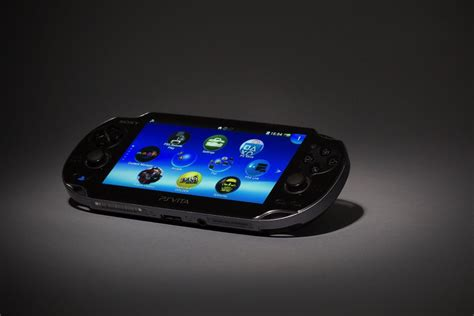 PS Vita manufacturing will stop in Japan next year - The Verge