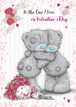 Tatty Teddy Hugs And Roses Personalised Valentine's Day