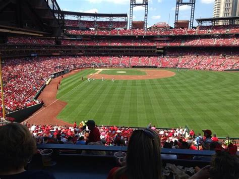 Breakdown Of The Busch Stadium Seating Chart | St