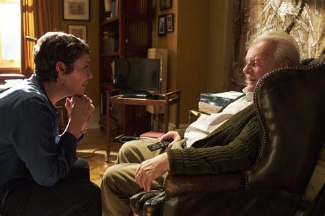 Review: 'The Father' (2021), starring Anthony Hopkins and