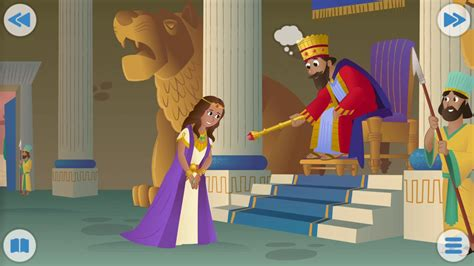 Bible story- The Brave and Beautiful Queen Esther