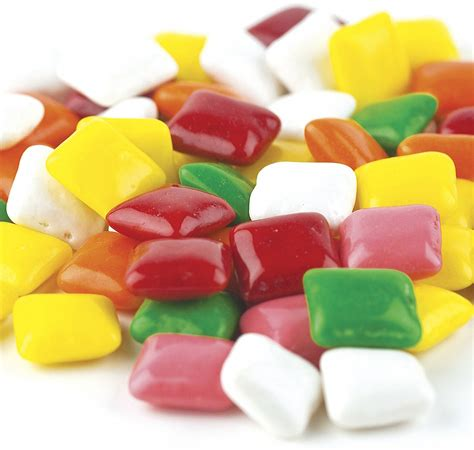 Chiclet Assorted Gum – Sweet As Fudge Candy Shoppe