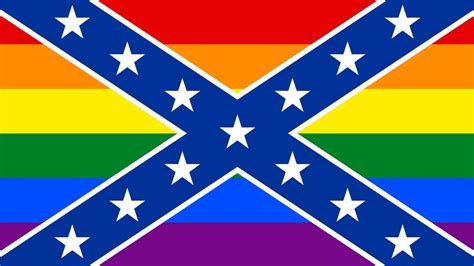 The Confederate Battle Flag Identifies as Trans – Extra